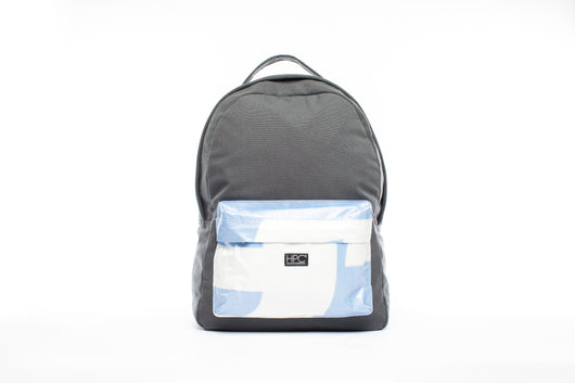 Earth Bag Standard, Smoke Gray + Billboard Pocket
