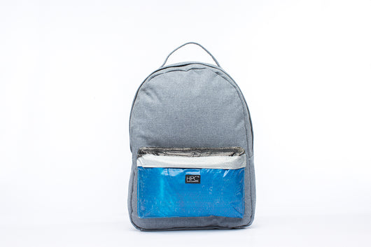 Earth Bag Standard, Carolina Blue + Billboard Pocket (Light Billboard Series) - Hamilton Perkins Collection