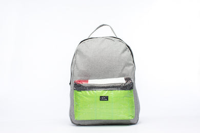 Earth Bag Standard, Gray + Billboard Pocket (Light Billboard Series) - Hamilton Perkins Collection