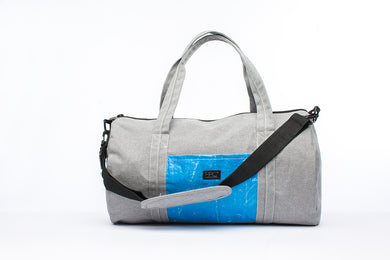 Earth Bag Lite, Gray + Billboard Front Pocket (Light Billboard Series) - Hamilton Perkins Collection