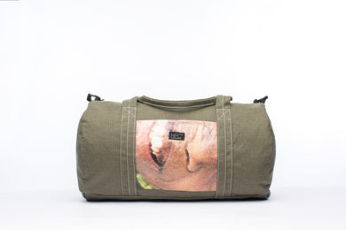 Earth Bag Lite, Olive + Billboard Front Pocket (Light Billboard Series) - Hamilton Perkins Collection