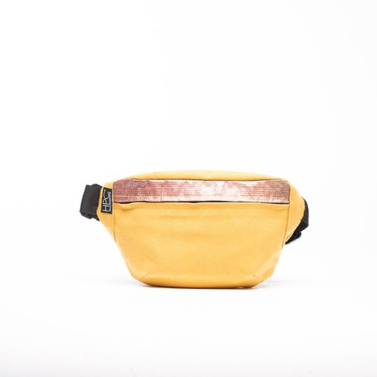 Earth Bag Hip, Yellow - Hamilton Perkins Collection