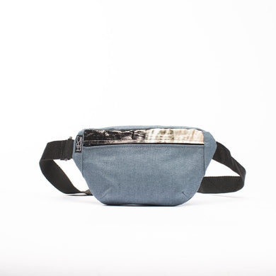 Earth Bag Hip, Navy - Hamilton Perkins Collection