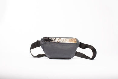 Earth Bag Hip, Smoke Gray - Hamilton Perkins Collection