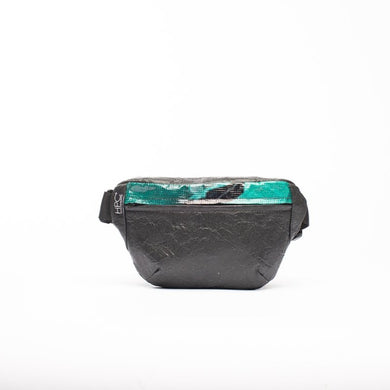 Earth Bag Hip, Black Pineapple - Hamilton Perkins Collection