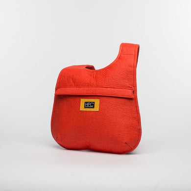 Earth Bag Slim, Red Pineapple - Hamilton Perkins Collection