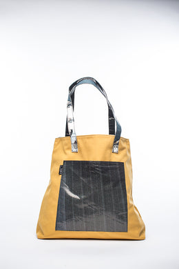 Earth Tote, Yellow - Hamilton Perkins Collection