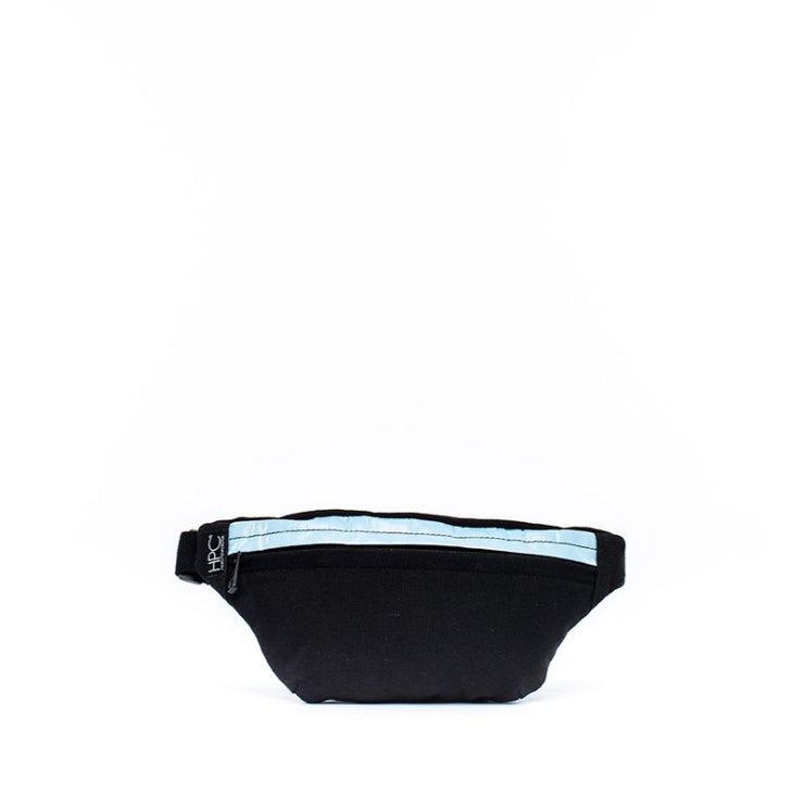 Earth Bag Waist, Black (Recycled Plastic Bottle Series)