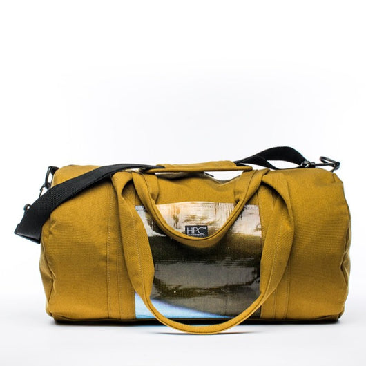 Earth Bag Lite, Mustard + Billboard Front Pocket