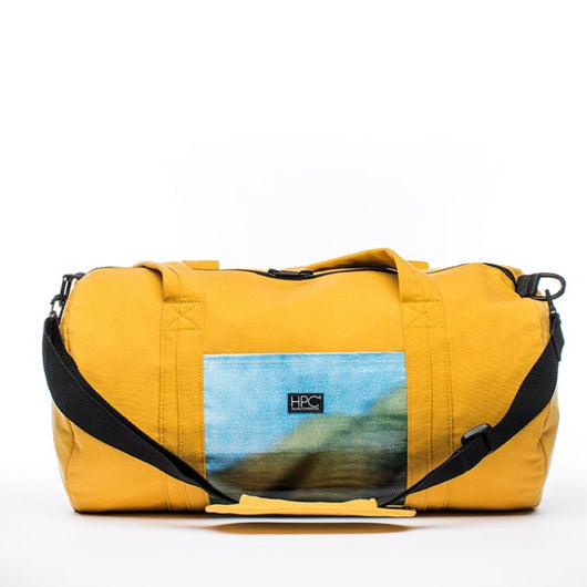 Earth Bag Lite, Yellow + Billboard Front Pocket
