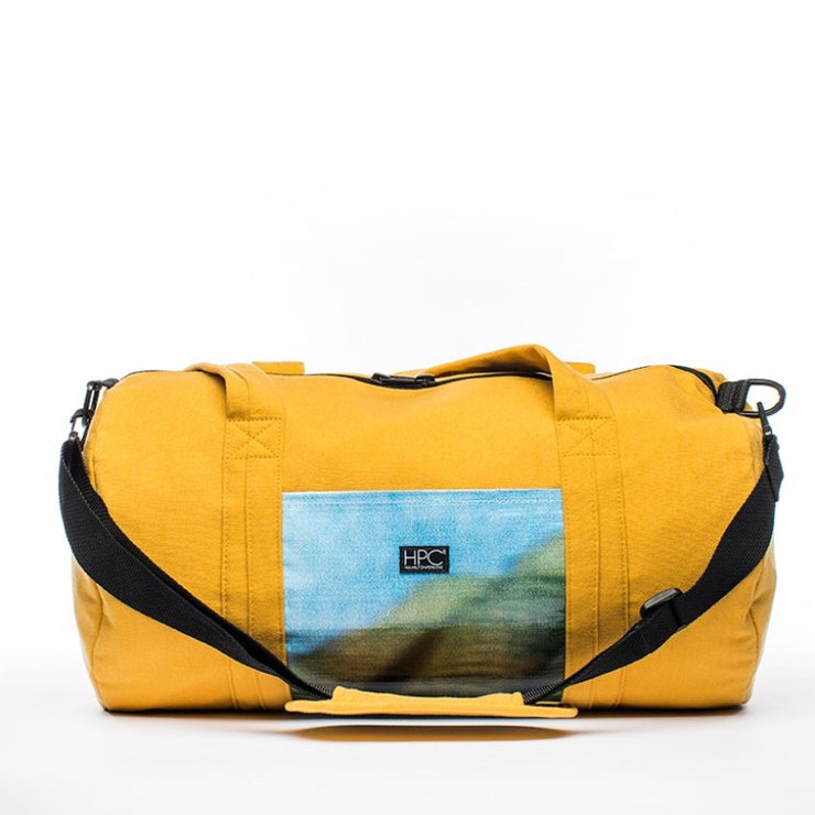 Earth Bag Lite, Yellow + Billboard Front Pocket - Hamilton Perkins Collection