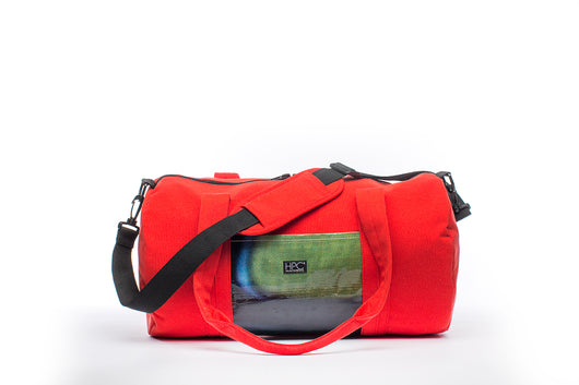 Earth Bag Lite, Red + Billboard Front Pocket