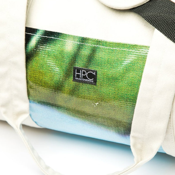 Earth Bag Lite, Natural + Billboard Pocket - Hamilton Perkins Collection