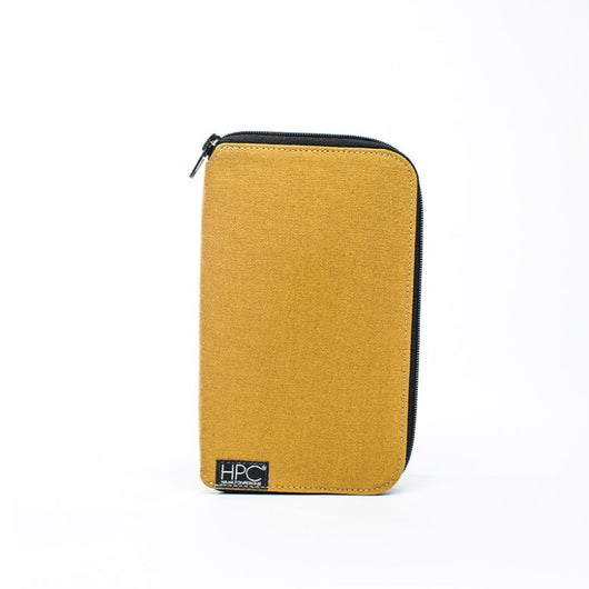 Earth Wallet Travel Edition, Mustard