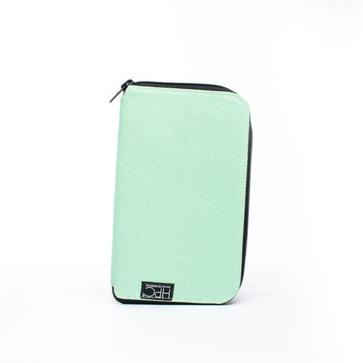 Earth Wallet Travel Edition, Seafoam Green