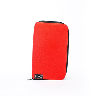 Earth Wallet Travel Edition, Red