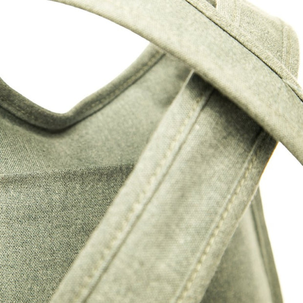 Earth Bag Slim, Olive - Hamilton Perkins Collection