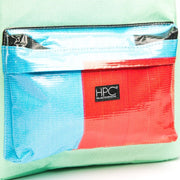 Earth Bag Standard, Seafoam Green + Billboard Pocket - Hamilton Perkins Collection
