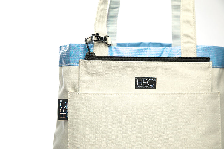 Earth Tote [Reversible], Natural - Hamilton Perkins Collection