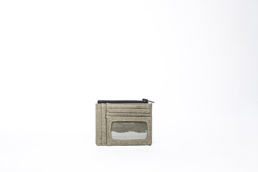 Earth Wallet ID Edition, Olive - Hamilton Perkins Collection