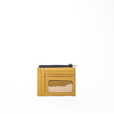 Earth Wallet ID Edition, Mustard