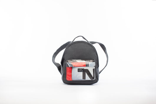 Earth Bag Standard Mini, Smoke Gray + Billboard Pocket