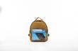 Earth Bag Standard Mini, Mustard + Billboard Pocket