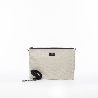 Earth Bag Crossbody, Natural - Hamilton Perkins Collection