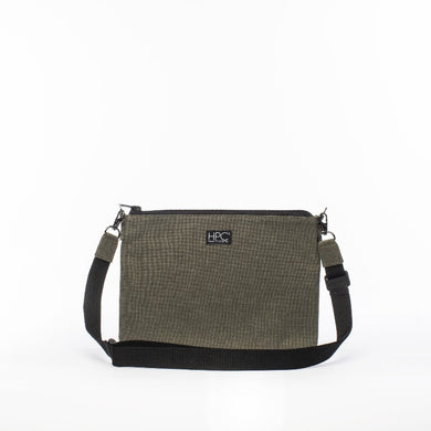 Earth Bag Crossbody, Olive