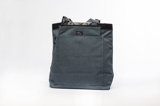 Earth Tote [Reversible], Navy