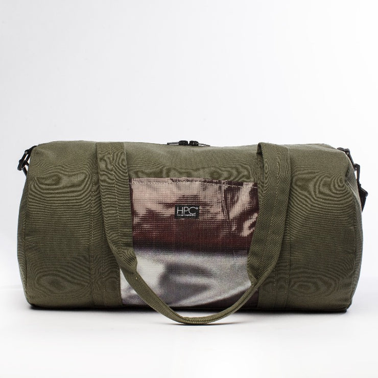 Earth Bag Lite, Green + Billboard Front Pocket - Hamilton Perkins Collection