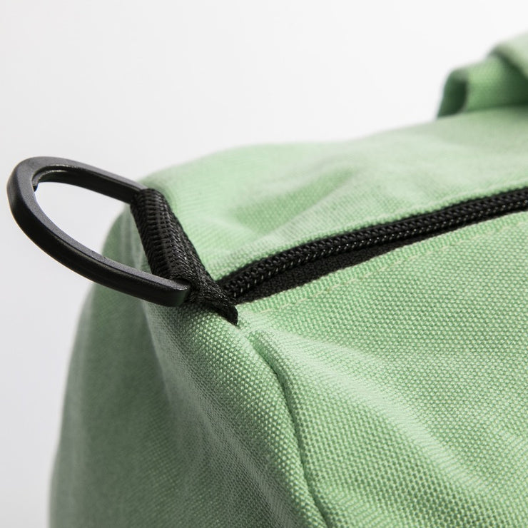 Earth Bag Lite, Seafoam Green + Billboard Front Pocket - Hamilton Perkins Collection