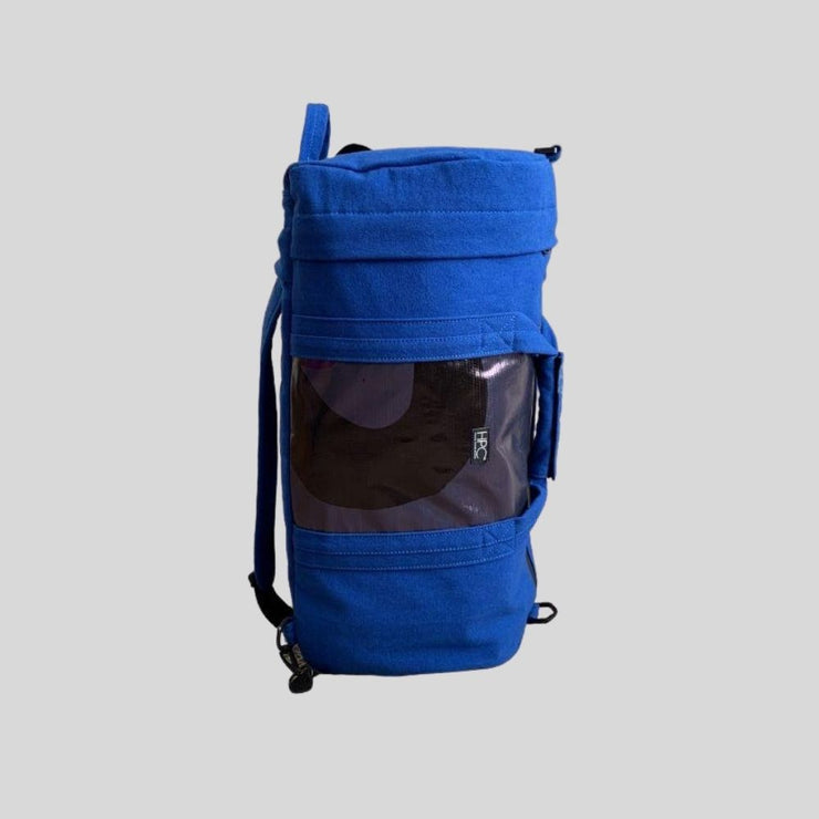 Earth Bag Premium, Classic Blue (Recycled Plastic Bottle Series)