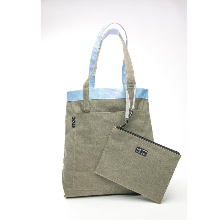 Earth Tote [Reversible], Olive