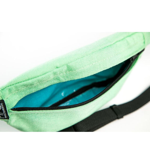 Earth Bag Hip, Seafoam Green