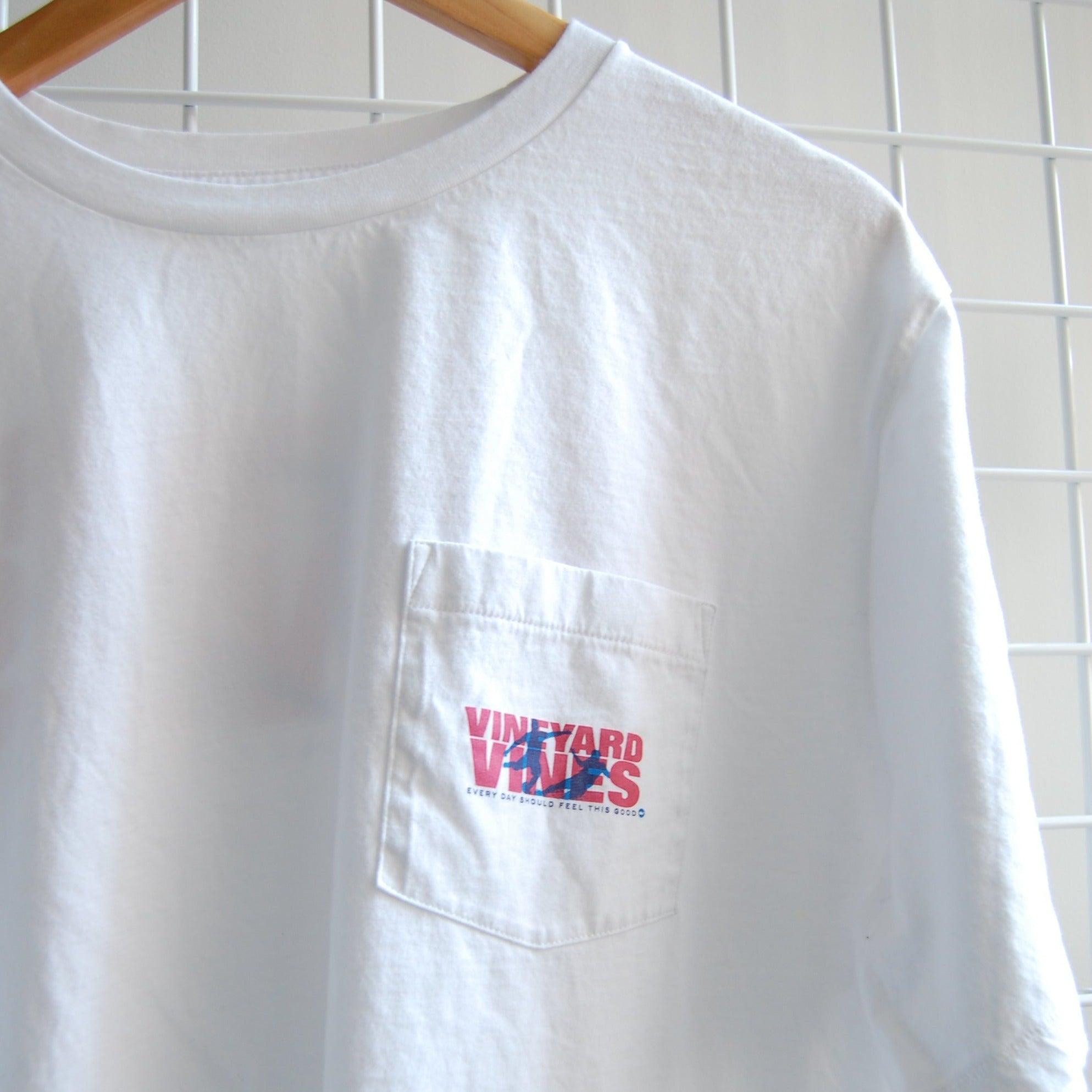 Vineyard Vines Pocket T - XL