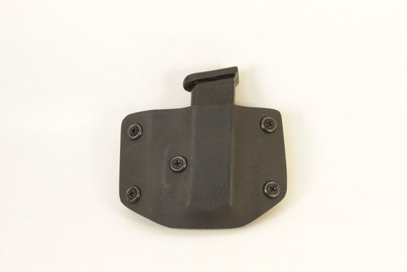 Kydex Magazine Holder OWB-BLACK