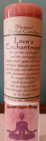 Love's Enchantment - Inner Light Shop