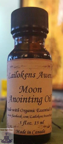 Moon Anointing Essential Oil - Inner Light Shop