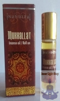 Mukhallat Fragrance Incense Oil