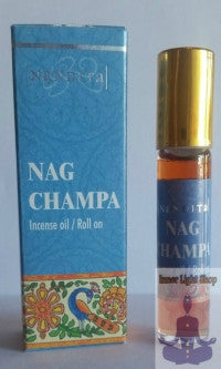 Nag Champa Fragrance Incense Oil