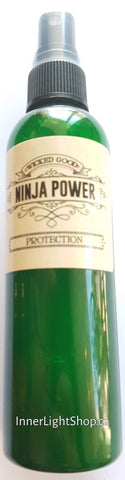 Ninja Power: Protection(Room Spray) - Inner Light Shop