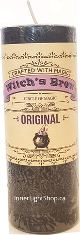 Original, Witch's Brew Candle - Inner Light Shop