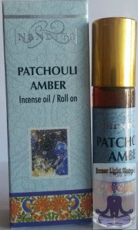 Patchouli Amber Fragrance Incense Oil - Inner Light Shop
