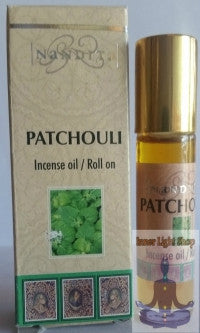 Patchouli Fragrance Incense Oil