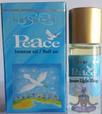 Peace Fragrance Incense Oil