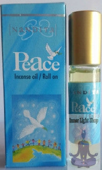 Peace Fragrance Incense Oil - Inner Light Shop