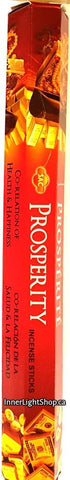 Prosperity Incense Sticks - Inner Light Shop