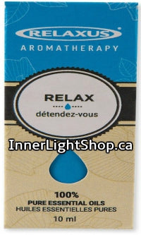 Relax Pure Essential Oil - Inner Light Shop