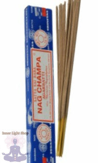 Nag Champa Incense Sticks - 15g by Satya - Inner Light Shop